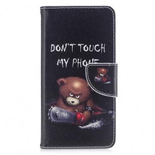 Schutzhülle Motiv 21 für Huawei Honor 6C / Enjoy 6S Tasche Hülle Case Cover Etui - Vorschau 3