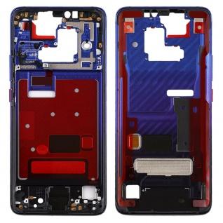 Mittelrahmen für Huawei Mate 20 Pro Lila Front Housing LCD Gehäuse Ersatzteil