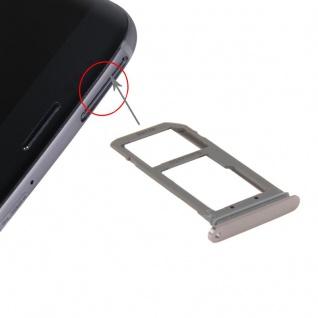 Für Samsung Galaxy S7 Edge G935 ersetzt GH98-38787E Simkarten Halter Tray Pink