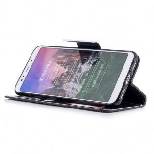 Für Huawei P20 Pro Kunstleder Tasche Book Motiv 36 Schutz Hülle Case Cover Etui - Vorschau 3