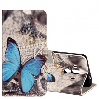 Schutzhülle Motiv 36 für Huawei Mate 10 Pro Tasche Hülle Case Zubehör Cover Neu
