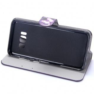 Schutzhülle Motiv 38 für Samsung Galaxy S8 G950 G950F Tasche Hülle Case Flip Neu - Vorschau 3