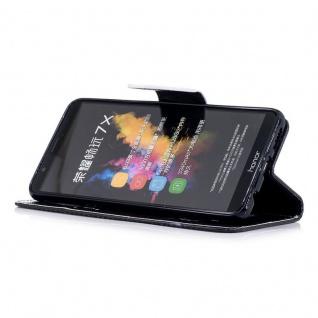 Schutzhülle Motiv 21 für Huawei Honor 7X Tasche Hülle Case Zubehör Cover Etui - Vorschau 2