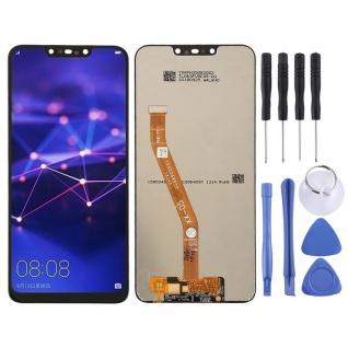 Für Huawei Mate 20 Lite Display Full LCD Touch Ersatzteil Reparatur Schwarz Neu