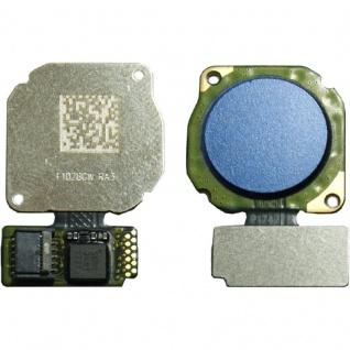 Für Huawei Honor 8X Fingerprint Blau Flexkabel Reparatur Ersatzteil Schalter Neu