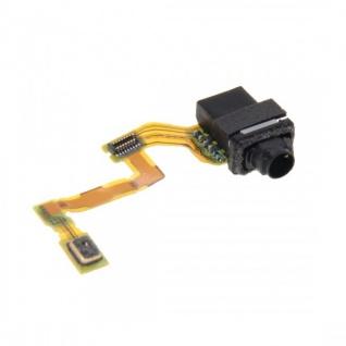 3, 5 Klinke Audio Mikrofon Flex Kabel für Sony Xperia Z5 Buchse Klinkenstecker