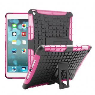 Für Apple iPad 9.7 2018 Hybrid Outdoor Schutzhülle Case Pink Tasche Cover Etui