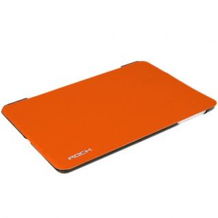 Original Rock Smartcover Orange Cover für Apple iPad Mini u. Retina Hülle Case