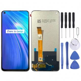 Für OPPO A72 Display Full LCD Touch Screen Reparatur Schwarz Ersatz Reparatur