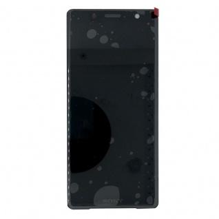 Sony Display LCD Komplett für Xperia XZ2 Compact H8314 Reparatur Schwarz Ersatz - Vorschau 2