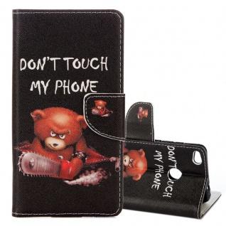 Tasche Wallet Book Cover Motiv 30 für Xiaomi Redmi 4X 5.0 Zoll Hülle Case Schutz