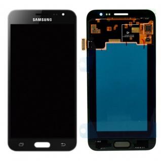 Display LCD Komplettset GH97-18414C Schwarz für Samsung Galaxy J3 J320F 2016 Neu