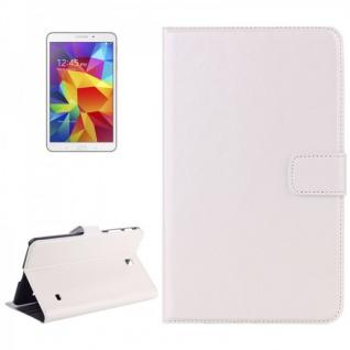 Schutz Tasche Weiss für Samsung Galaxy Tab 4 8.0 SM-T330 T330 Hülle Case Neu Top