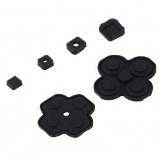 Für Nintendo 3DS Tastenanschlag Gummi Ersatzteil Reparatur Zubehör Konsole - Vorschau 3
