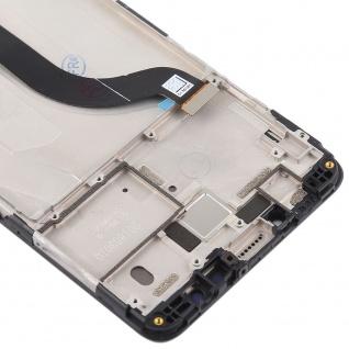 Für Xiaomi Redmi 5 Reparatur Display LCD Komplett Einheit mit Rahmen Schwarz Neu - Vorschau 4