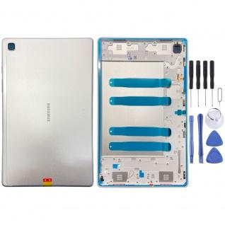Samsung Akku Deckel Batterie Cover Galaxy Tab A7 T505 LTE GH81-19740A Silber