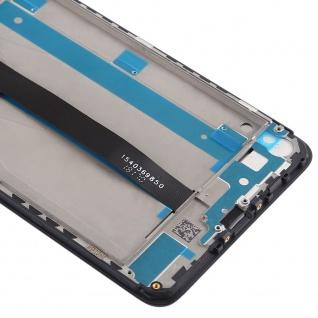 Für Xiaomi Mi MAX 3 Display Full LCD Touch Einheit mit Rahmen Reparatur Schwarz - Vorschau 4