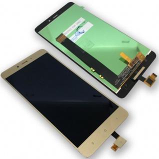 Für Xiaomi Redmi Note 4 Reparatur Display Full LCD Komplett Einheit Touch Gold