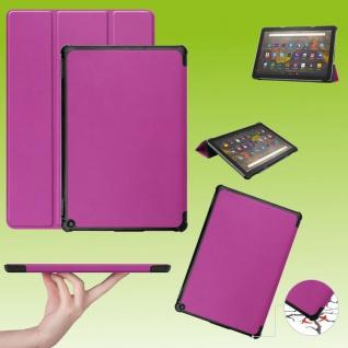 Für Amazon Fire HD 10 / 10 Plus 2021 Tablet Tasche 3 folt Wake UP Smart Cover