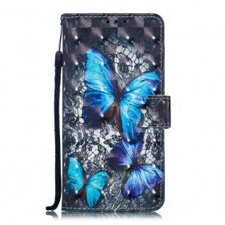 Für Samsung Galaxy A50 Kunstleder Tasche Wallet Motiv 32 Schutz Hülle Etuis Neu - Vorschau 5