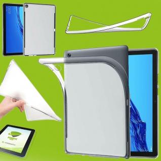 Für Lenovo Tab M10 Plus 10.3 Transparent Hülle Tablet Tasche + H9 Hart Glas Neu