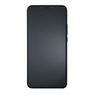 Für Huawei P Smart Plus Display Full LCD Touch mit Rahmen Reparatur Schwarz Neu - Vorschau 3