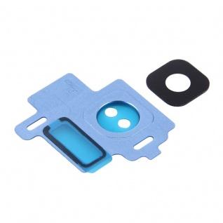 Kameraglas für Samsung Galaxy S8 G950F Kamera Ring Glas Rahmen Cover Blau Neu - Vorschau 2