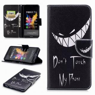Schutzhülle Motiv 22 für Huawei Honor 7X Tasche Hülle Case Zubehör Cover Etui