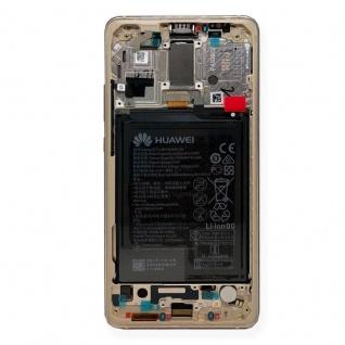 Huawei Display LCD Einheit Rahmen für Mate 10 Pro Service Pack 02351RQM Braun - Vorschau 3