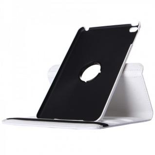 Schutzhülle 360 Grad Weiß Tasche für Apple iPad Pro 12.9 Zoll Hülle Case Etui
