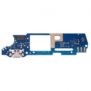Ladebuchse Charging Board für Wiko Ridge Fab 4G Ersatz Reparatur Modul Zubehör