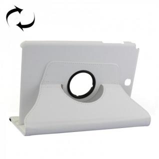 Schutzhülle 360 Grad Weiß Tasche für Samsung Tab A 9.7 T555 T555N T550 Hülle