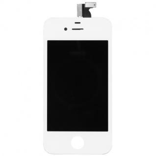 Display LCD Komplett Einheit Touch Panel für Apple iPhone 4 Weiss Ersatz Glas