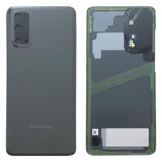 Samsung GH82-21576A Akkudeckel Deckel für Galaxy S20 5G G981 Cosmic Grey Grau