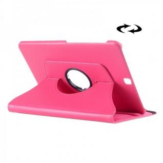 Schutzhülle 360 Grad Pink Tasche für Samsung Galaxy Tab S2 9.7 T810 T815N Case