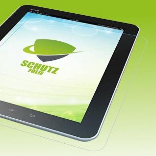 1x PET HD LCD Displayschutzfolie für Teclast M40 / M40 SE 10 Schutz Folie + Tuch