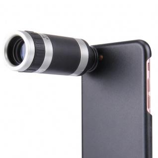 Kamera Foto Telescope für Apple iPhone 7 4.7 Hülle Case 8x Objektiv Zubehör Neu