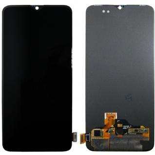 Für ONEPlus 6T SIX T Reparatur Display LCD Komplett Einheit Touch Schwarz Ersatz