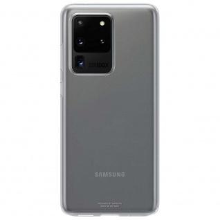 Samsung Clear Cover EF-QG988TTEGEU für Galaxy S20 Ultra Back Transparent Case