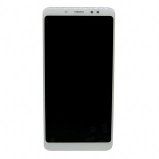 Für Xiaomi Redmi Note 5 Reparatur Display LCD Komplett mit Rahmen Touch Weiß Neu - Vorschau 3
