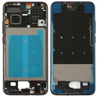 Gehäuse Rahmen Mittelrahmen Deckel für Huawei Honor 10 Schwarz Reparatur Ersatz