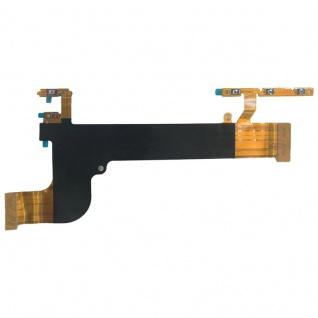 Haupt Power Button Volume Vibration Flex Kabel für Sony XPERIA XA2 Ultra Ersatz