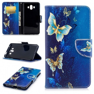 Schutzhülle Motiv 26 für Huawei Mate 10 Tasche Hülle Case Zubehör Cover Etui Neu