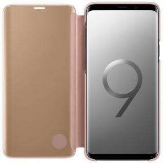 Samsung Flip Tasche Clear View EF-ZG965CFE für Galaxy S9 Plus G965F Cover Gold - Vorschau 2