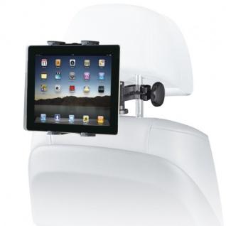 iGrip Universal Tablet Halter Mount Holder Kopfstützenhalterung KFZ-Halterung