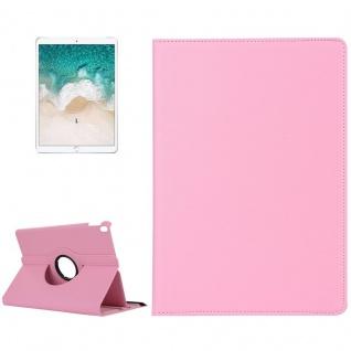 Schutzhülle 360 Grad Rosa Case Cover Etui Tasche für Apple iPad Pro 10.5 2017
