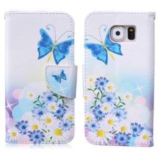 Schutzhülle Muster 69 für Samsung Galaxy S6 G920 G920F Tasche Cover Case Hülle