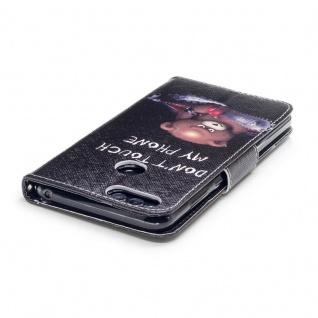 Schutzhülle Motiv 21 für Huawei Honor 7X Tasche Hülle Case Zubehör Cover Etui - Vorschau 3