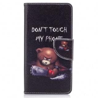 Tasche Wallet Motiv 31 für Nokia 5 Hülle Case Etui Cover Schutz Zubehör Premium