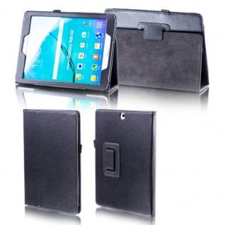Schutzhülle Schwarz Tasche für Apple iPad Pro 9.7 Zoll Hülle Case Cover Etui Neu